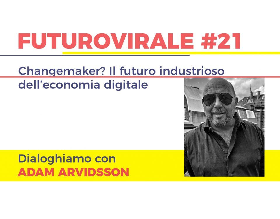 Adam Arvidsson Futuro Virale