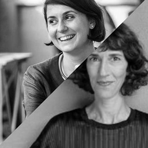 Francesca Battistoni e Giulia Sateriale